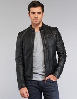 Vêtements Homme Vestes en cuir / synthétiques Redskins SADLER Noir