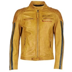 Vêtements Homme Vestes en cuir / synthétiques Redskins RIVAS Jaune