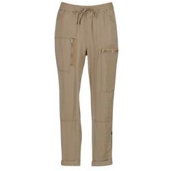Vêtements Femme Pantalons fluides / Sarouels G-Star Raw POWEL UTILITY 3D SPORT Beige