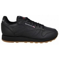 Chaussures Femme Multisport Reebok Sport Classic Leather noir