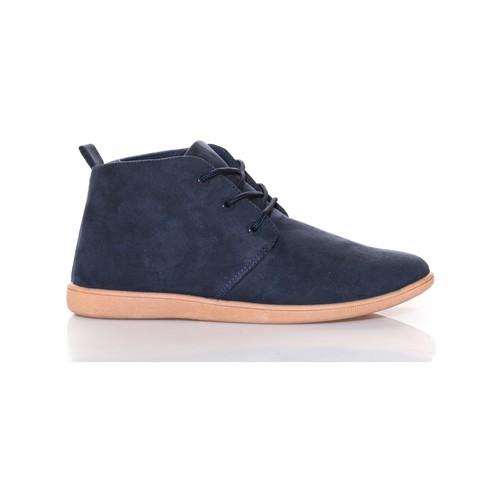 Chaussures Femme Mocassins Nice Shoes Mocassins Bleu Bleu