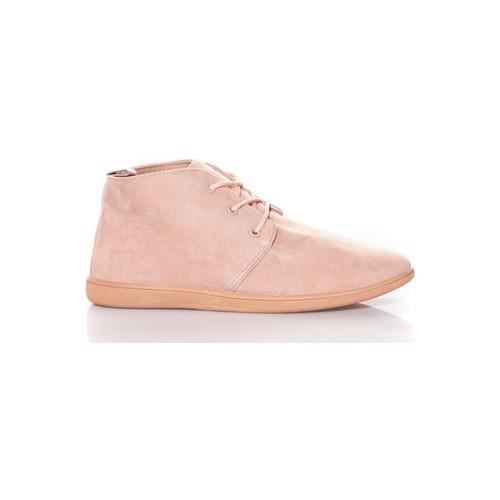 Chaussures Femme Mocassins Nice Shoes Mocassins Beige Beige