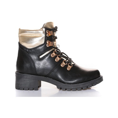 Chaussures Femme Boots Cassis Côte D'azur Cassis Côte d' azur Bottine Daphne Noir Noir