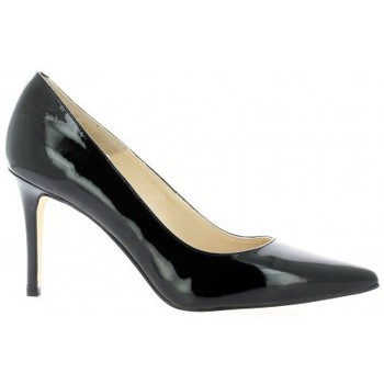 Chaussures Femme Escarpins Exit Escarpins cuir vernis Noir