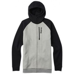 Sweats Analog Sweat A Capuche  Ag Forte Fz Gray Heather