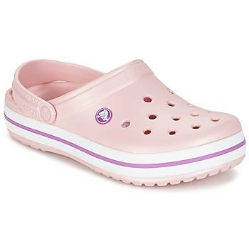 Chaussures Femme Sabots Crocs CROCBAND Rose