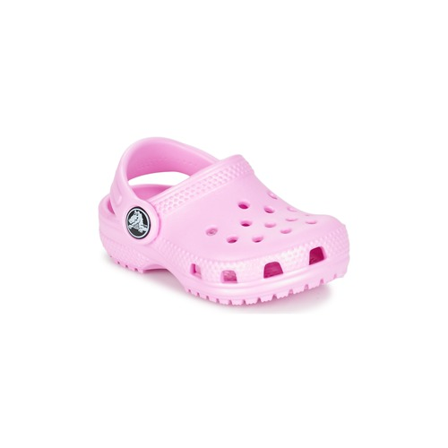 Chaussures Enfant Sabots Crocs CLASSIC CLOG KIDS Rose