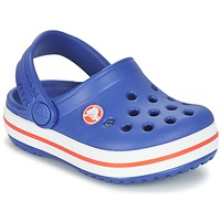 Chaussures Enfant Sabots Crocs Crocband Clog Kids Bleu