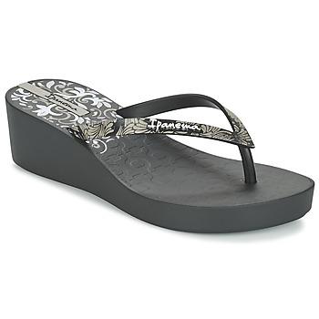 Chaussures Femme Tongs Ipanema ART DECO III Noir
