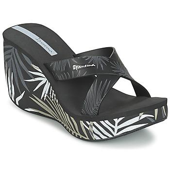 Chaussures Femme Mules Ipanema LIPSTICK STRAPS III Noir