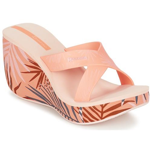 Chaussures Femme Mules Ipanema LIPSTICK STRAPS III Orange