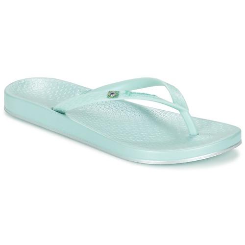 Chaussures Femme Tongs Ipanema ANATOMIC BRILLANT III Bleu