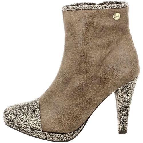 Chaussures Femme Bottines LPB Shoes aude beige