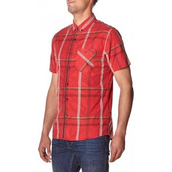 Chemise Billabong chemise montmartre check - red
