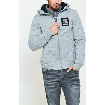 Vêtements Homme Sweats Franklin & Marshall Sweat Shirt Franklin&marshall Gris Fonce Homme Gris