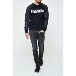 Vêtements Homme Sweats Franklin & Marshall Sweat Shirt Franklin&marshall Noir Homme Noir