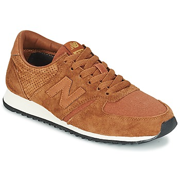 New Balance 574 Noir Et Marron