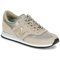 Chaussures Femme Baskets basses New Balance CW620 Beige