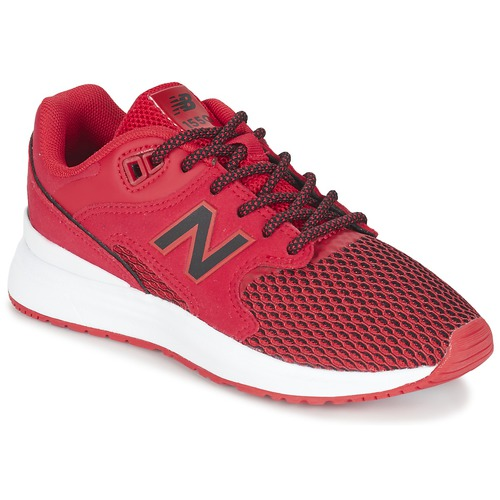 new balance rouge noir