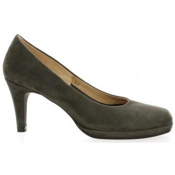 Chaussures Femme Escarpins Vidi Studio Escarpins cuir velours Gris