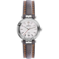 Montre Michel Herbelin Montre  Newport Yatch Club 14255-11GR - Montre Grise Surpiquée F