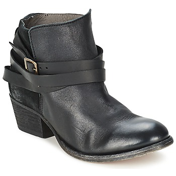 Chaussures Femme Bottines Hudson HORRIGAN JET