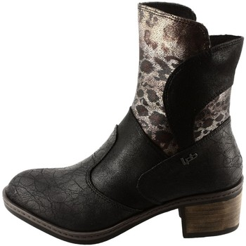 Chaussures Femme Bottines LPB Woman barbara noir