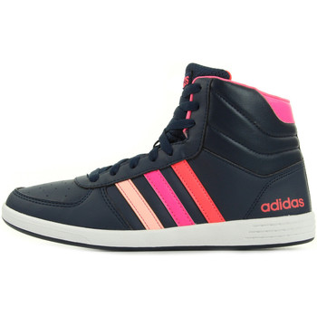 Chaussures Femme Baskets montantes adidas Originals Baseline VS Mid bleu