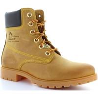 Chaussures Femme Bottines Panama Jack PANAMA 03 B1 Beige