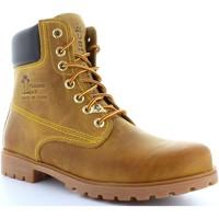 Chaussures Homme Bottines Panama Jack PANAMA 03 C1 Beige