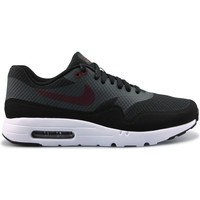 Chaussures Homme Baskets mode Nike Air Max 1 Ultra Essential Noir Noir