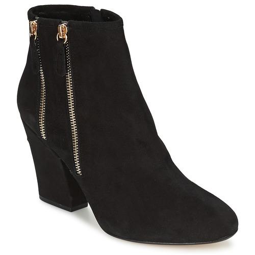 Chaussures Femme Bottines Dune London NORAS BLACK