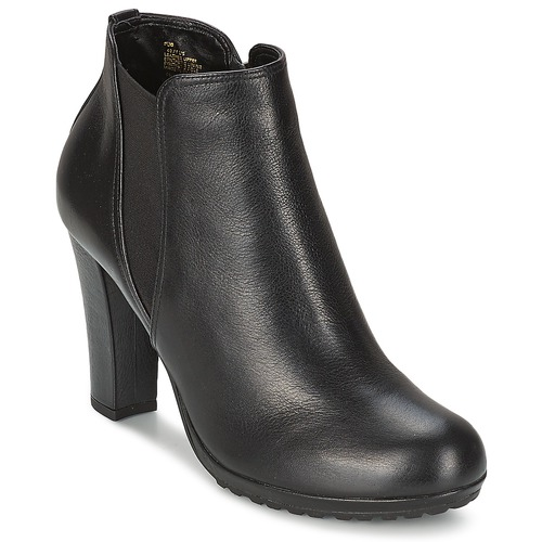 Dune PUG BLACK - Livraison Gratuite avec  - Chaussures Low boots Femme