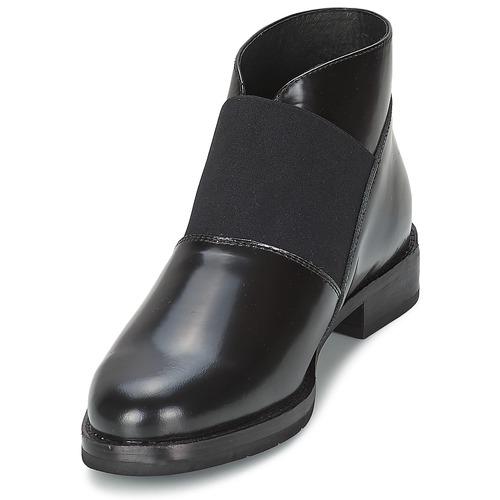 Chelsea Boot troupe Femme F Bottines Black 29HEDI