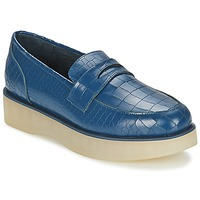 Chaussures Femme Mocassins F-Troupe Penny Loafer NAVY