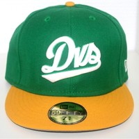 Accessoires textile Casquettes DVS Casquette  NEW ERA Tally Kelly Green Vert