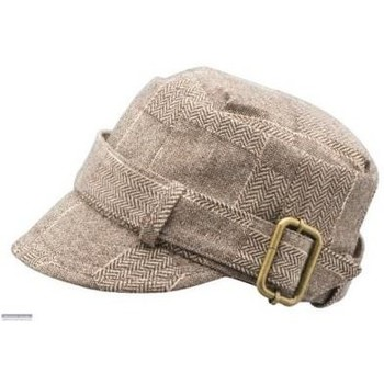 Casquettes Coal Casquette Old  Sydney HB/Tweed Brown