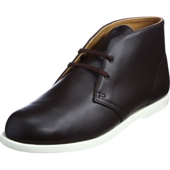Chaussures Homme Boots Alife Chuck Boat Brown Marron