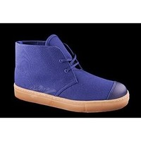 Chaussures Homme Baskets montantes Alife Sneakers Homme  Chuck Toe Navy Bleu marine
