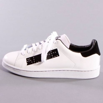 Chaussures Alife cup court hi-Lite white