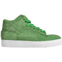 Chaussures Homme Baskets basses Alife Everybody High Luxe Suede Green Vert