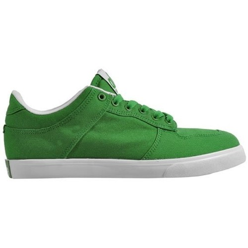 Alife Baskets Homme  Everybody Low Canvas Green Vert - Chaussures Baskets basses Homme