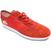 Chaussures Homme Baskets basses Alife Everybody Low Mono Volle Red Rouge