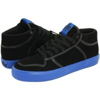 Chaussures Homme Baskets montantes Alife Everybody Mid Black Blue Noir
