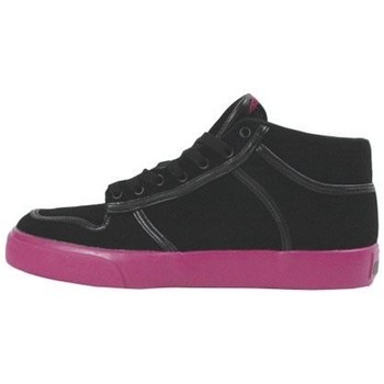 Chaussures Homme Baskets montantes Alife Everybody Mid Black Purple Noir