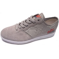 Chaussures Homme Baskets basses Alife Mono Volley Suede Nylon Grey Gris