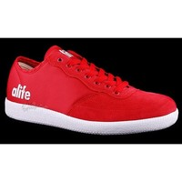 Chaussures Homme Baskets basses Alife Baskets Homme  Mono Volley Suede Nylon Red Rouge