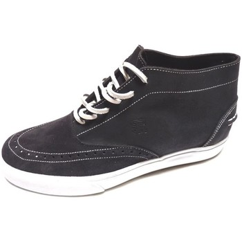 Chaussures Homme Baskets montantes Alife Sneakers Homme  Public Estate Mid Suede Navy Bleu marine