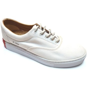 Chaussures Homme Baskets basses Alife Public Naval White Blanc