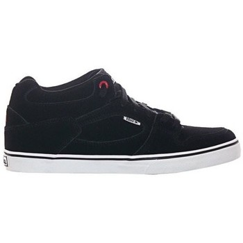 Baskets basses Emerica Hsu Youth Black White